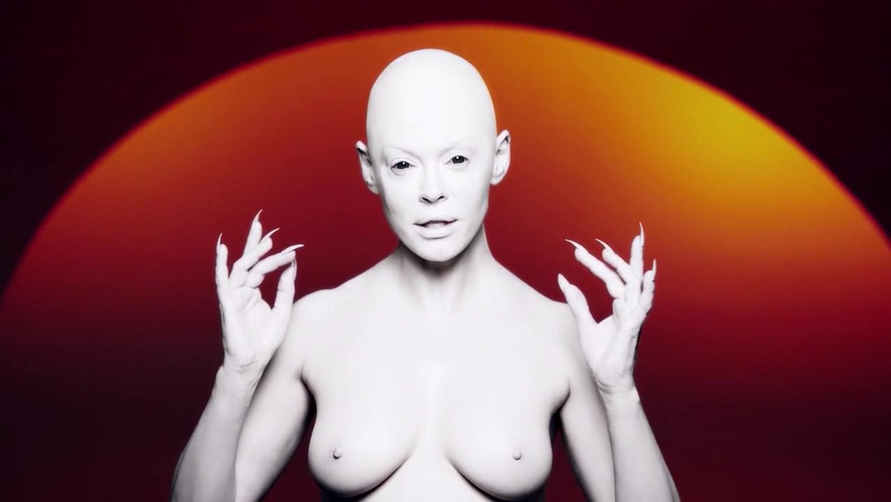 Rose McGowan nude - RM486 (2015)