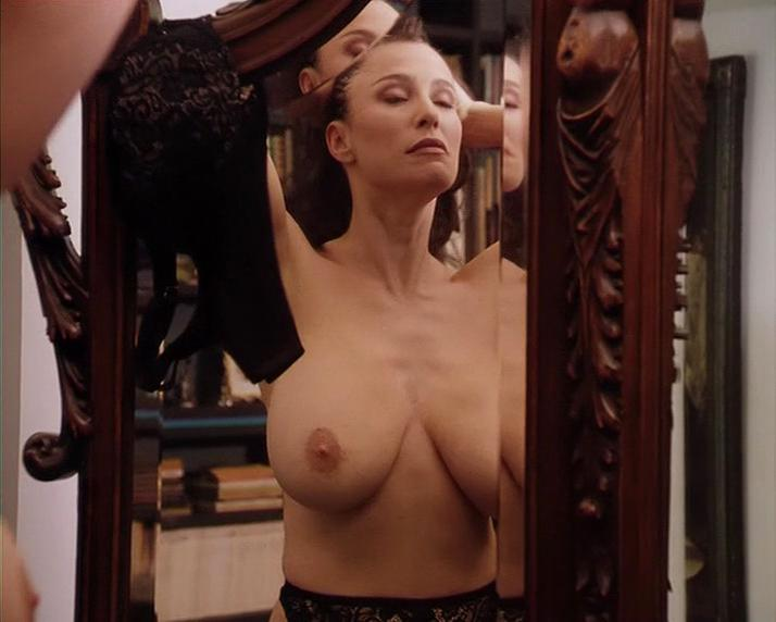 Mimi rogers full frontal naked