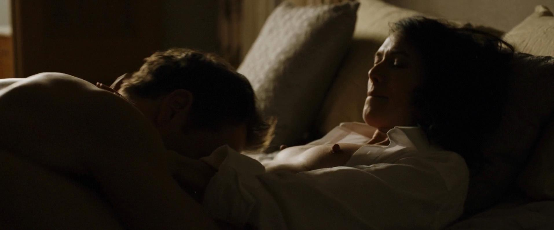 Lena Headey nude - Zipper (2015)