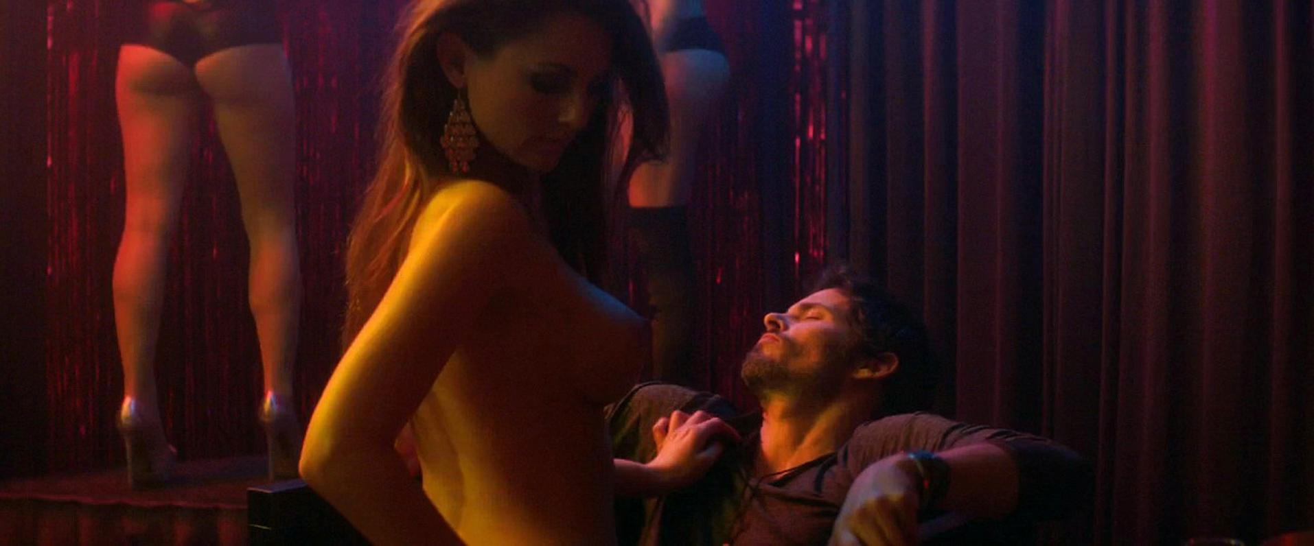 Daniella Short nude, Cynyon Dawn Rodriguez nude - The D Train (2015)