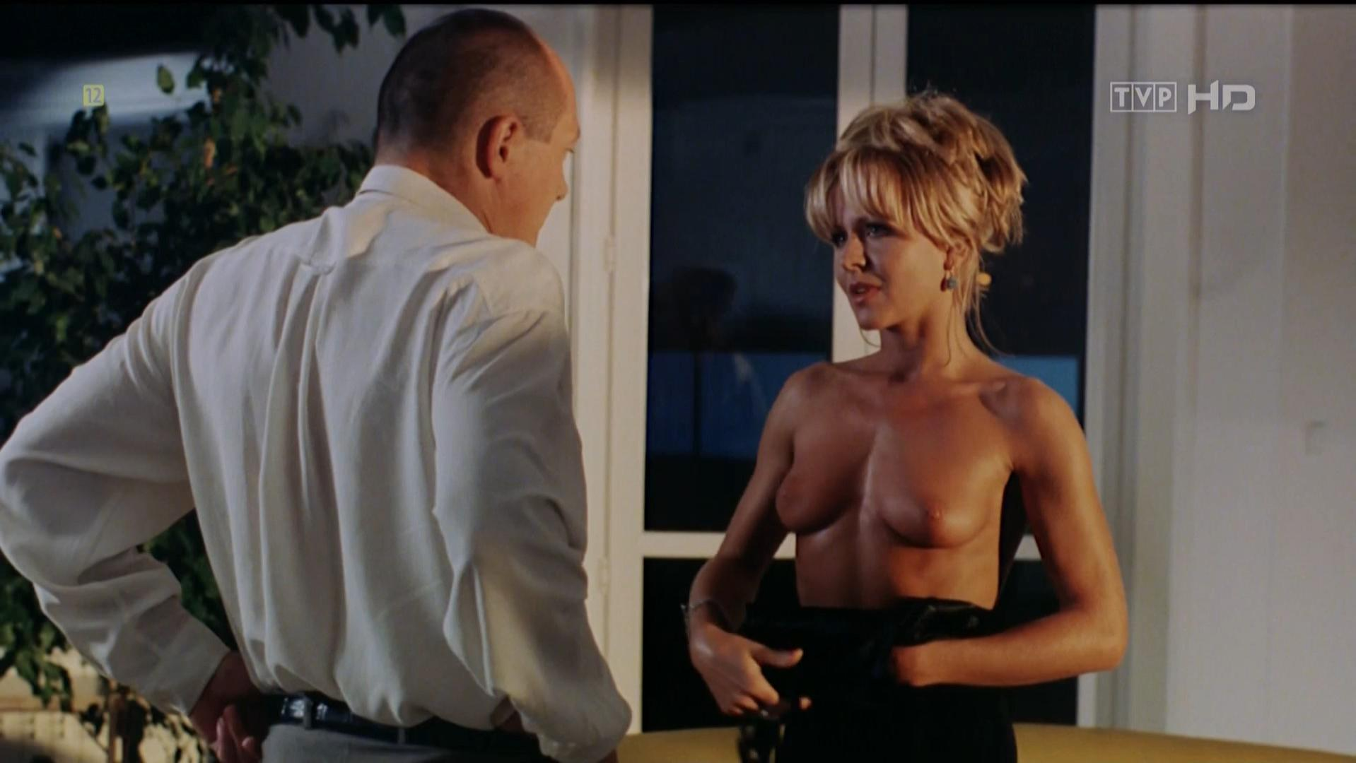 Agnieszka Krukowna nude - Fuks (1999)