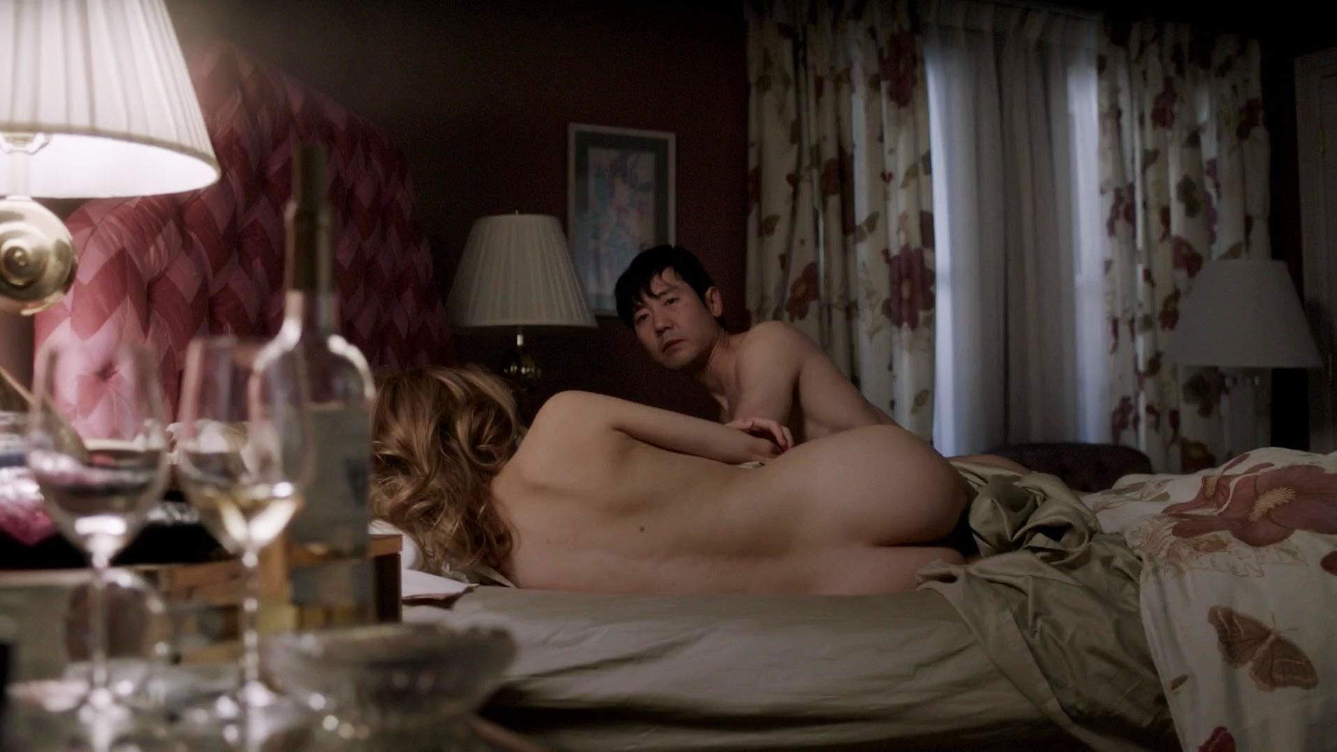 Keri Russell nude - The Americans s04e09 (2016)