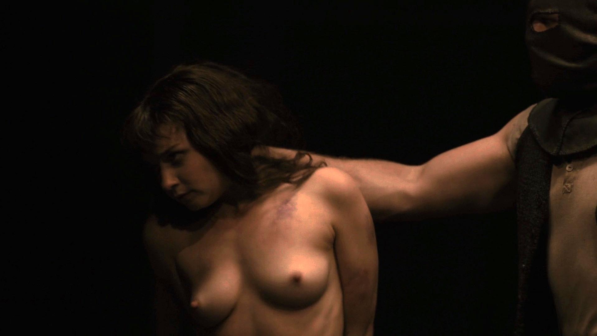 Jessica Barden nude - Penny Dreadful s03e02 (2016)