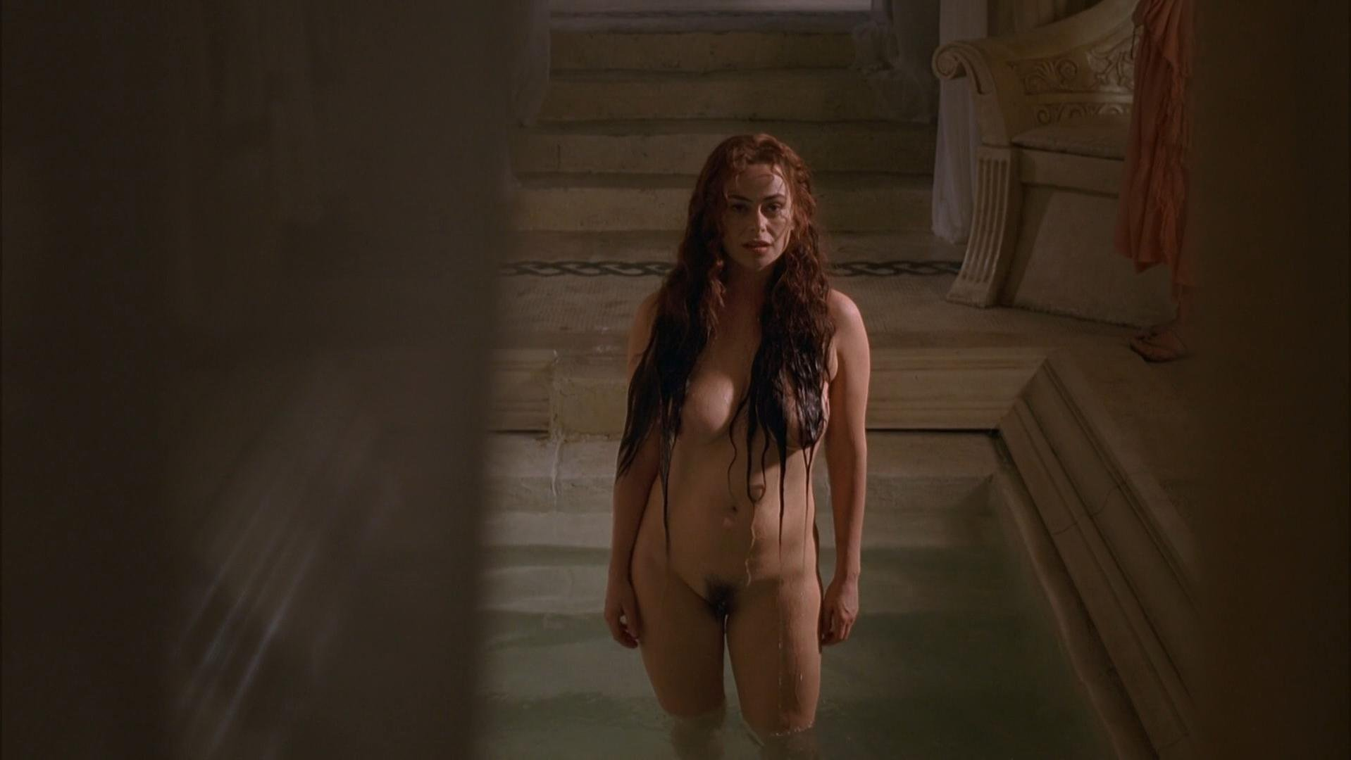 polly walker nude