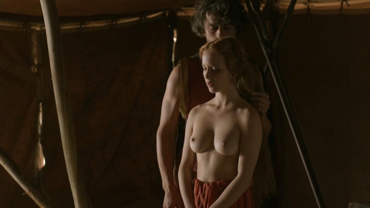 Capucine Delaby nude - Odysseus s01e10-12 (2013)