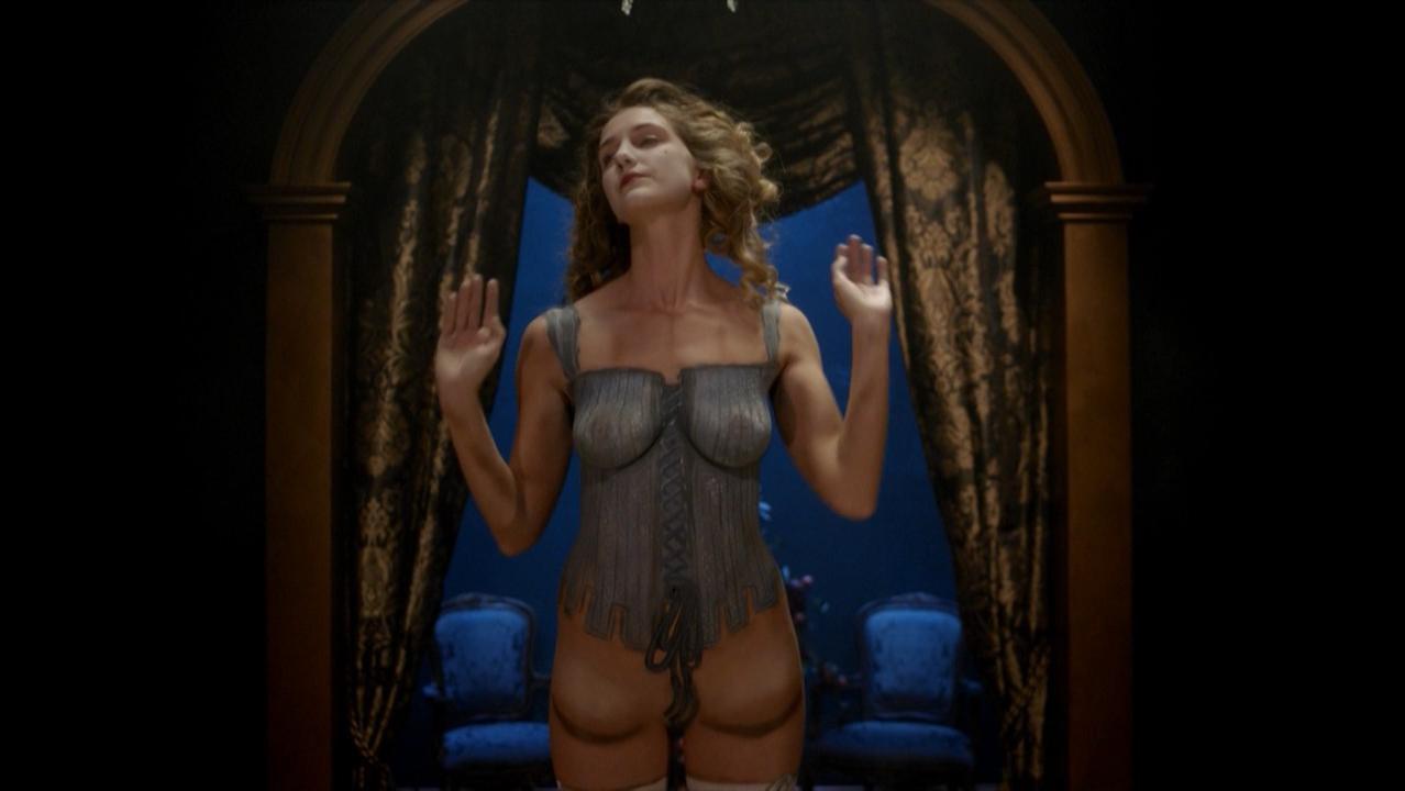 Grace Calder nude, Adrienne-Marie Zitt nude - Outlander s02e03 (2016)