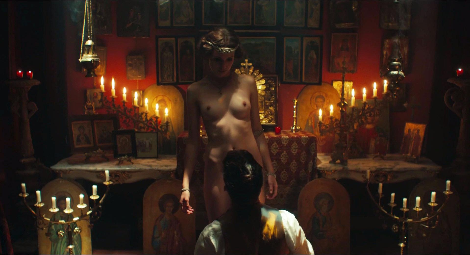 Gaite Jansen nude - Peaky Blinders s03e05 (2016)