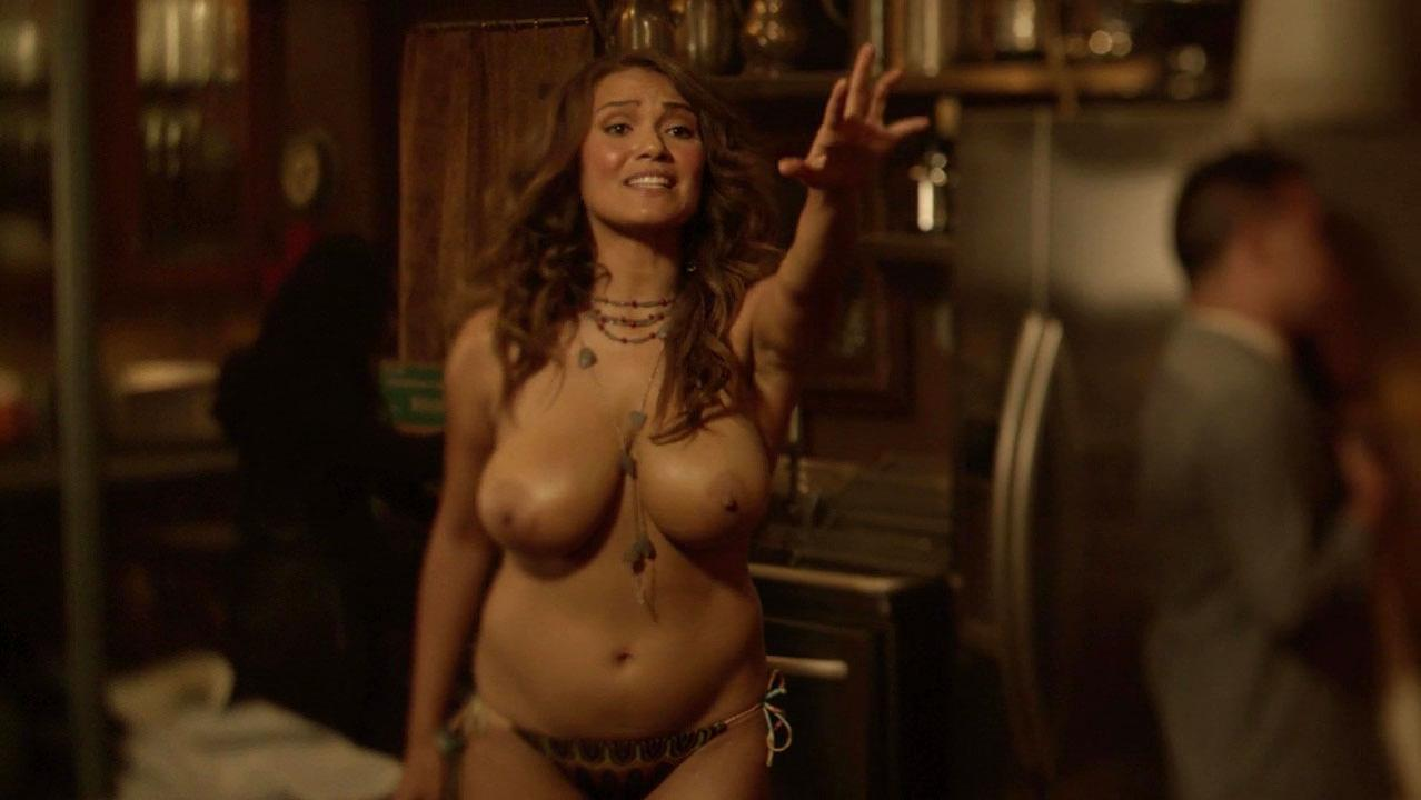 Anastacia McPherson nude - House of Lies s05e03 (2016)