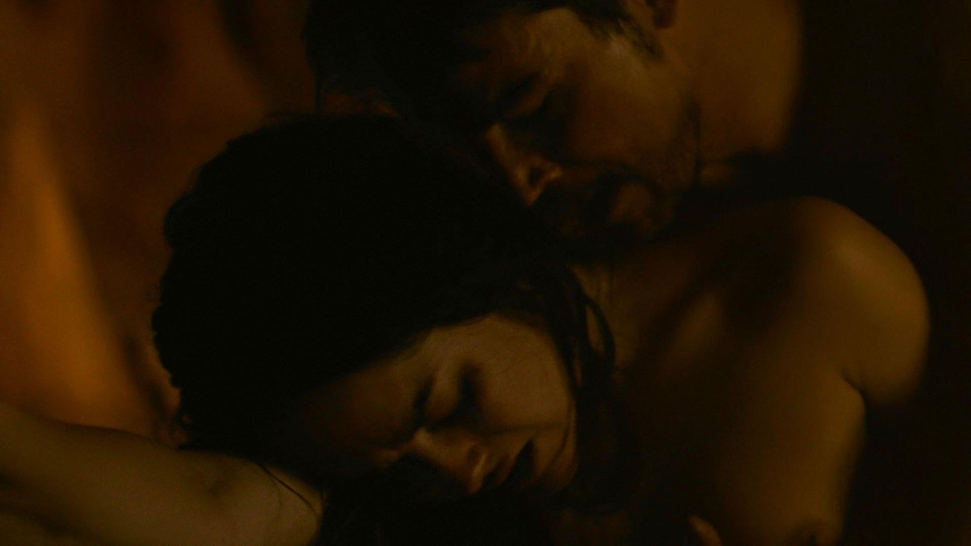 Sarah Greene nude - Penny Dreadful s03e05 (2016)