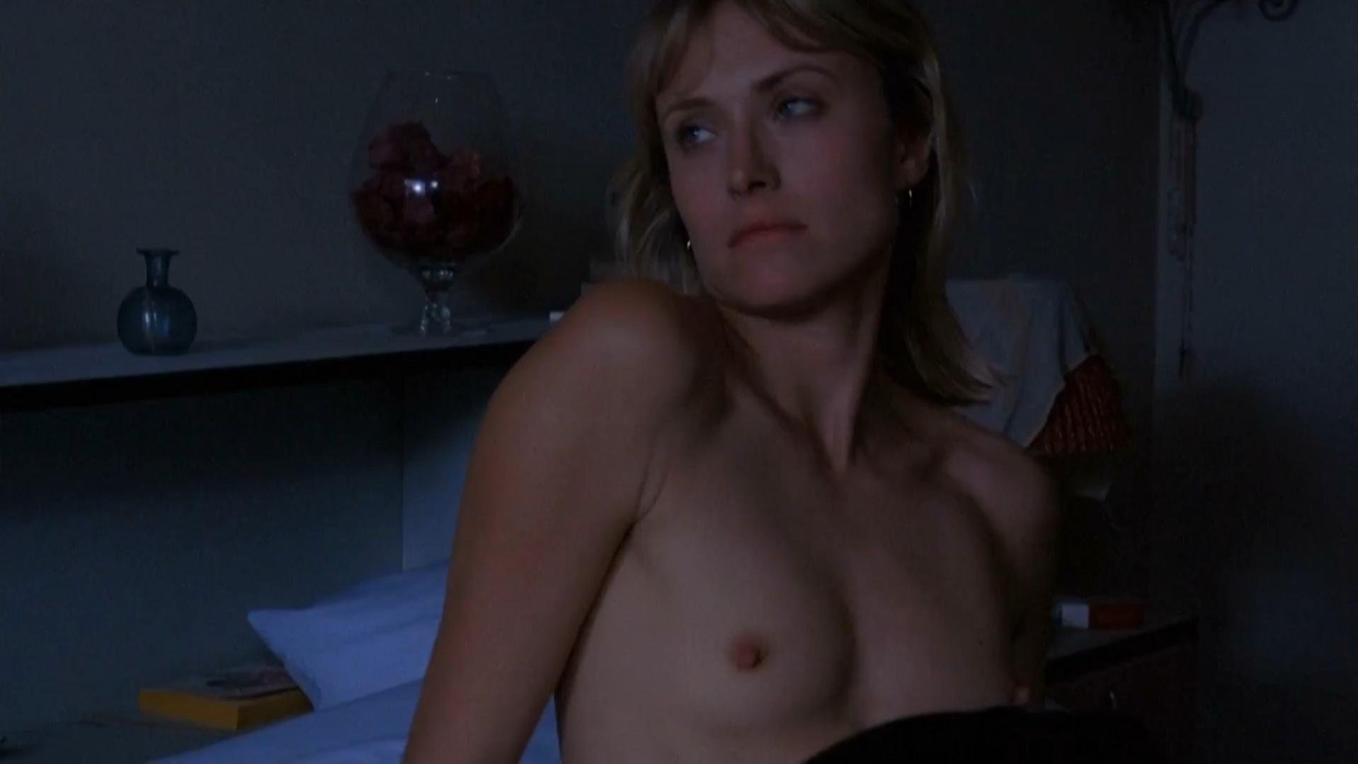 Darlanne Fluegel nude - To Live and Die in L.A. (1985)
