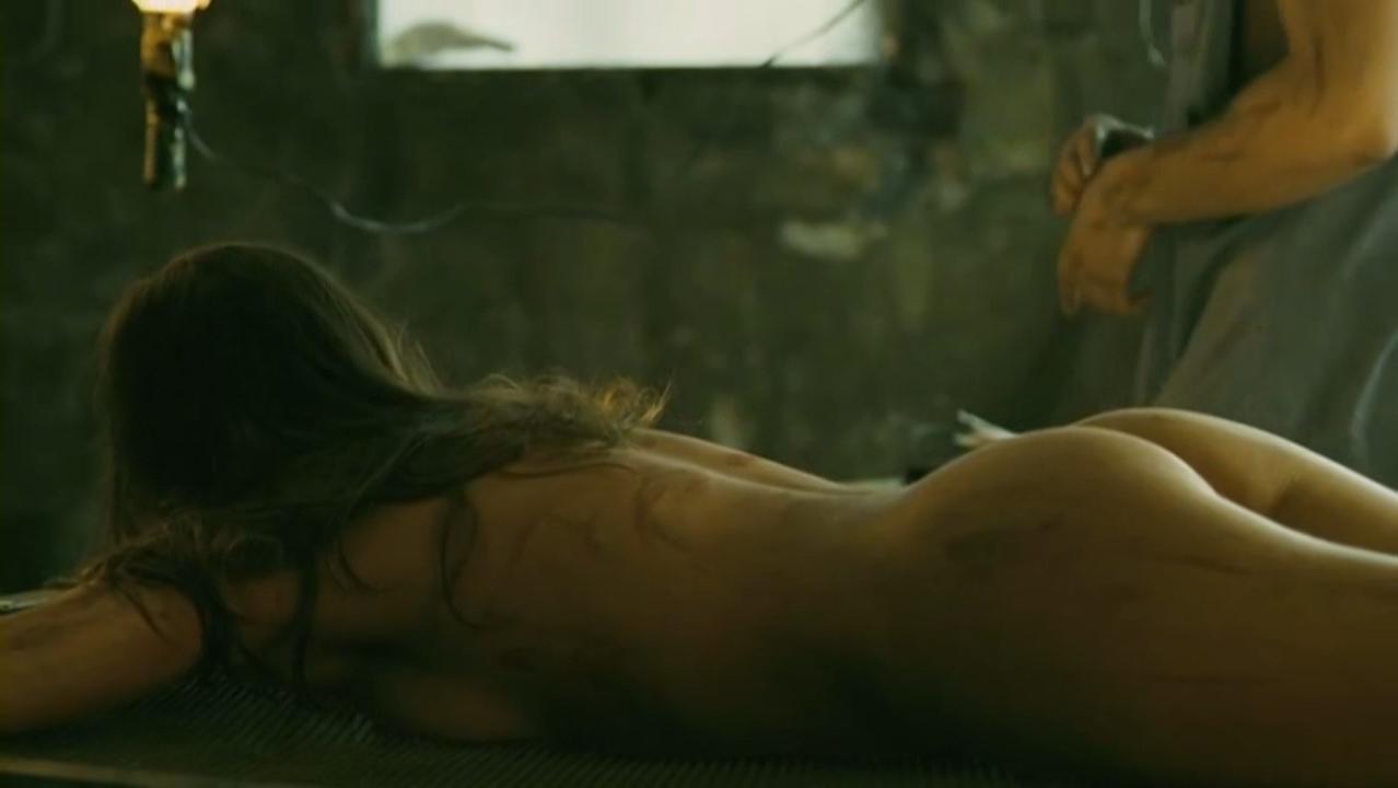 Jimena Guerra nude, Ilean Almaguer nude - El quinto mandamiento (2012)
