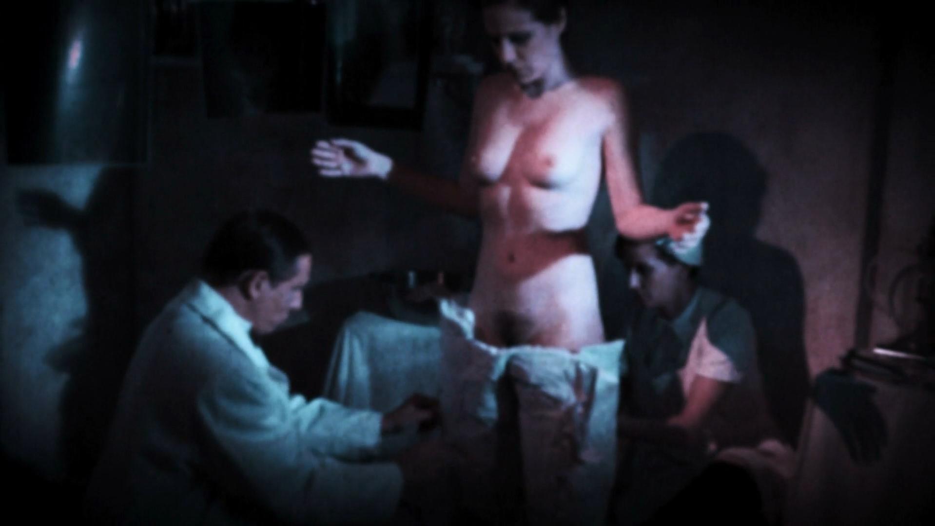 Caroline Dhavernas nude, Clara Furey nude - The Forbidden Room (2015)