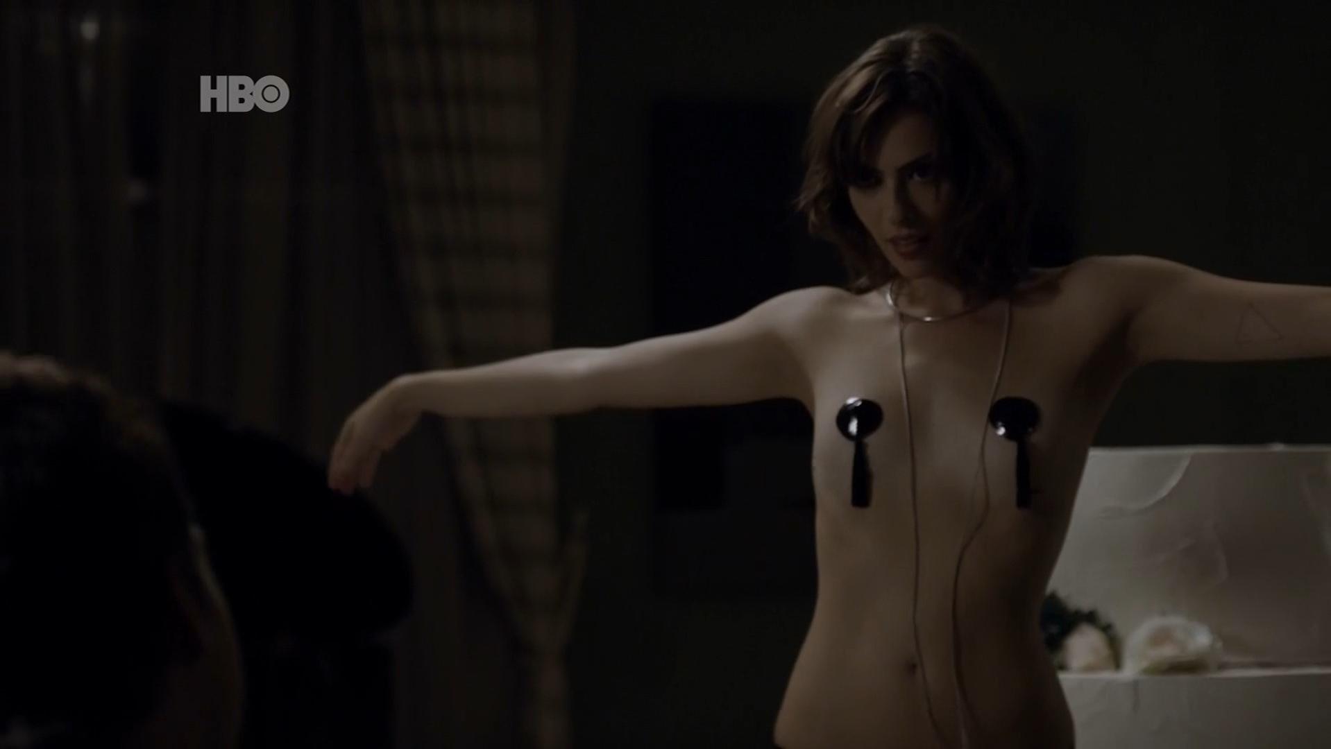 Isabel Wilker nude - O Negocio s02 (2014)