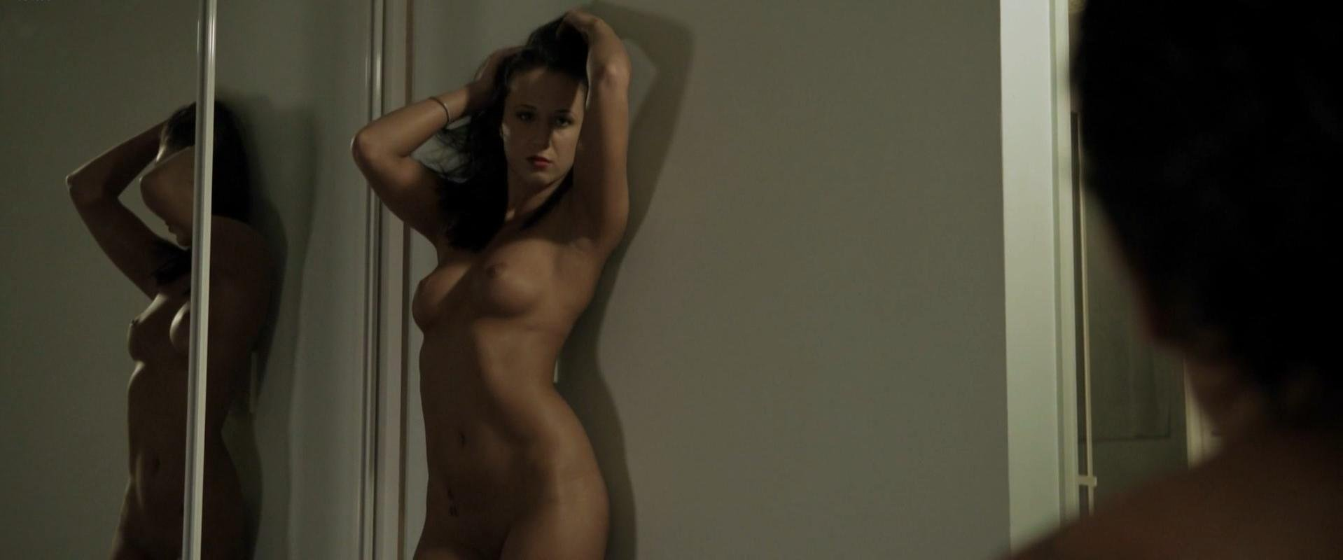 Anna Mowry nude - Bad Karma (2012)
