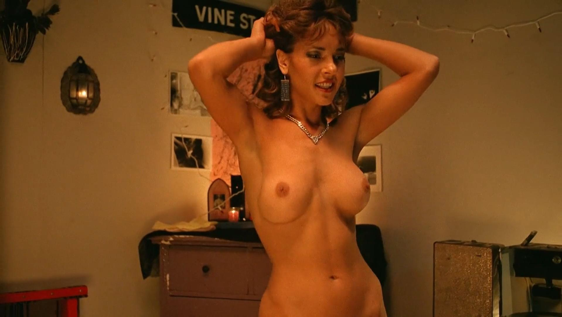 Michelle Bauer nude - Hollywood Chainsaw Hookers (1988)