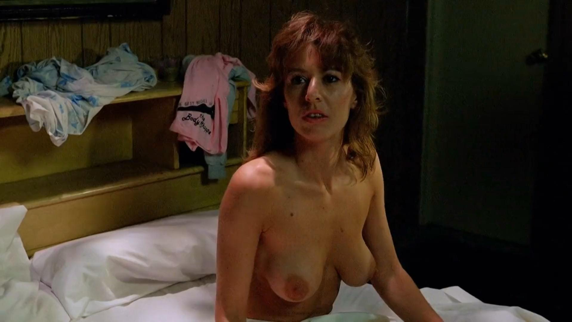 Esther Elise nude, Susie Wilson nude - Hollywood Chainsaw Hookers (1988)