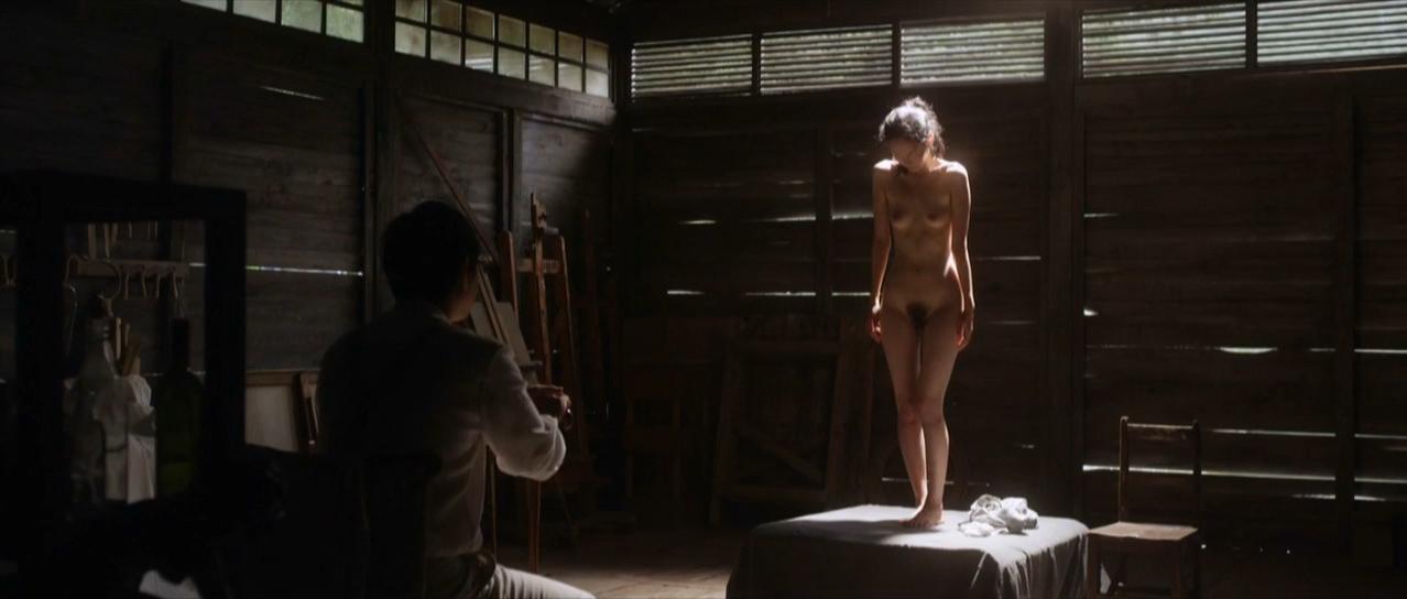 Karen lancaume naked on the street having sex 3