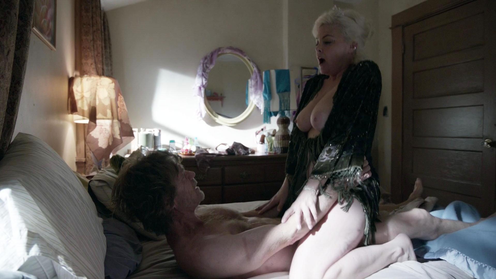 Nude Video Celebs  Sherilyn Fenn Nude - Shameless S06E08 -6285