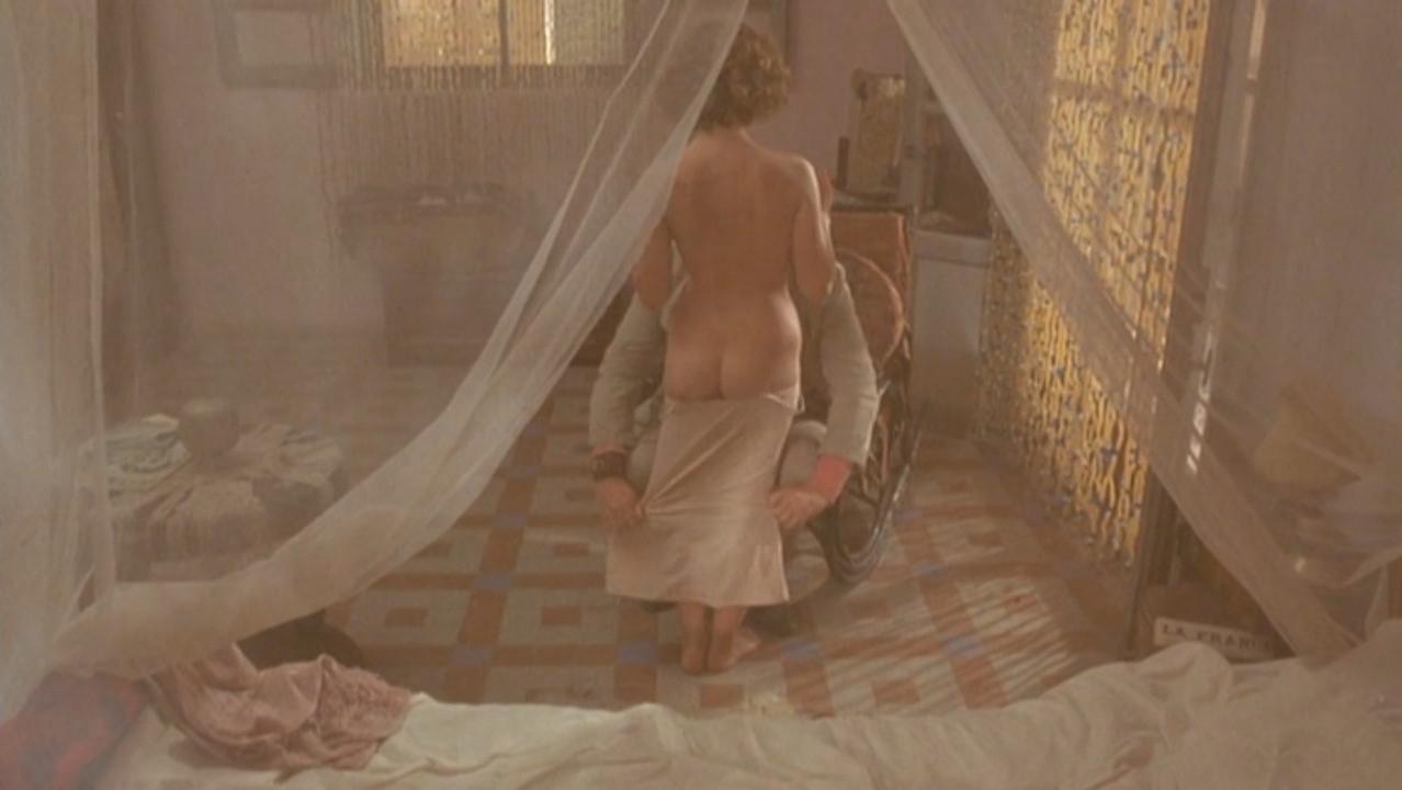 Isabelle Huppert nude - Coup de torchon (1981)