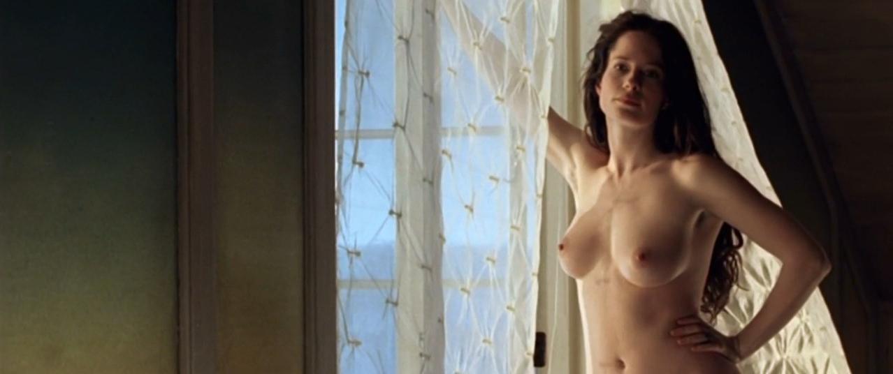 Maria Bonnevie nude - I Am Dina (2002)