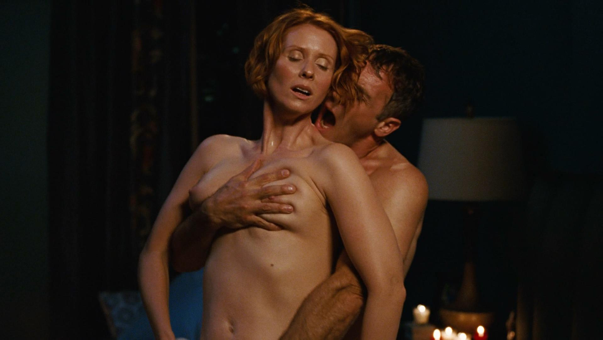from Briar cynthia nixon sex scene