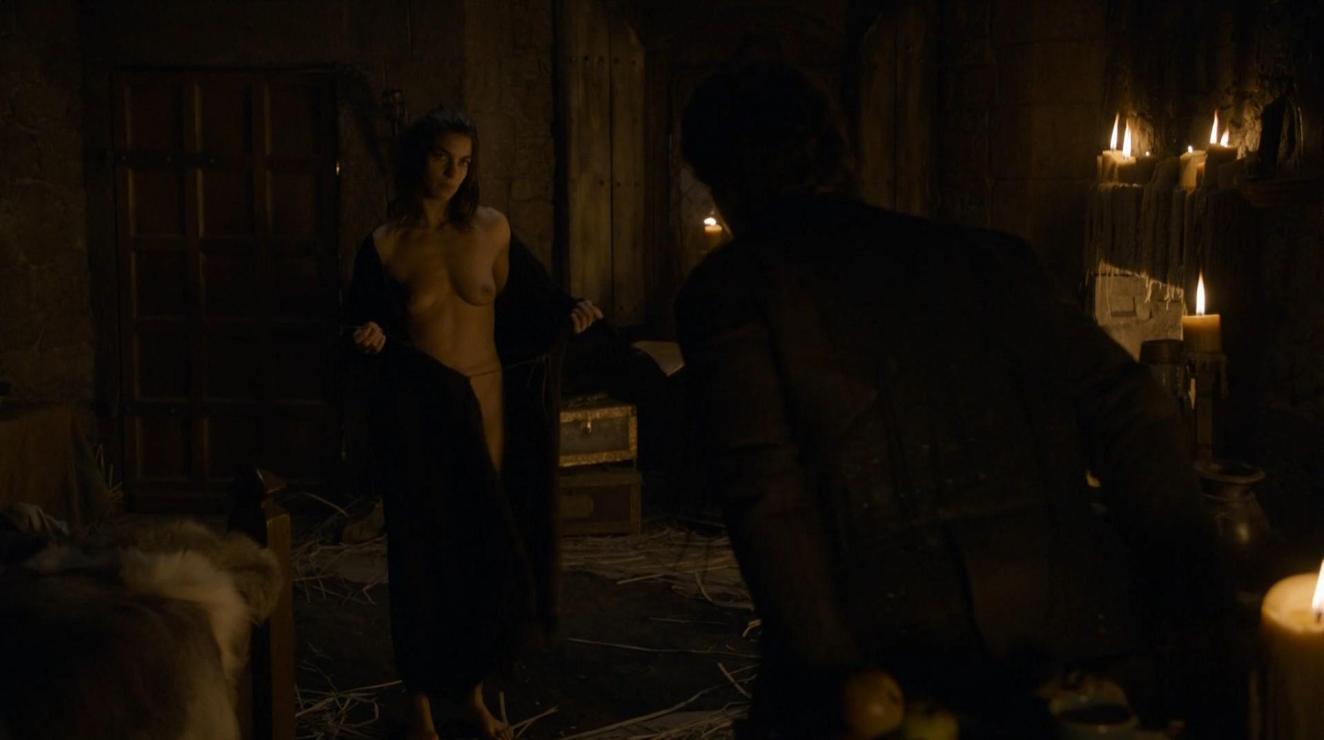 ... Natalia Tena nude - Game of Thrones s02e06 (2012) ...