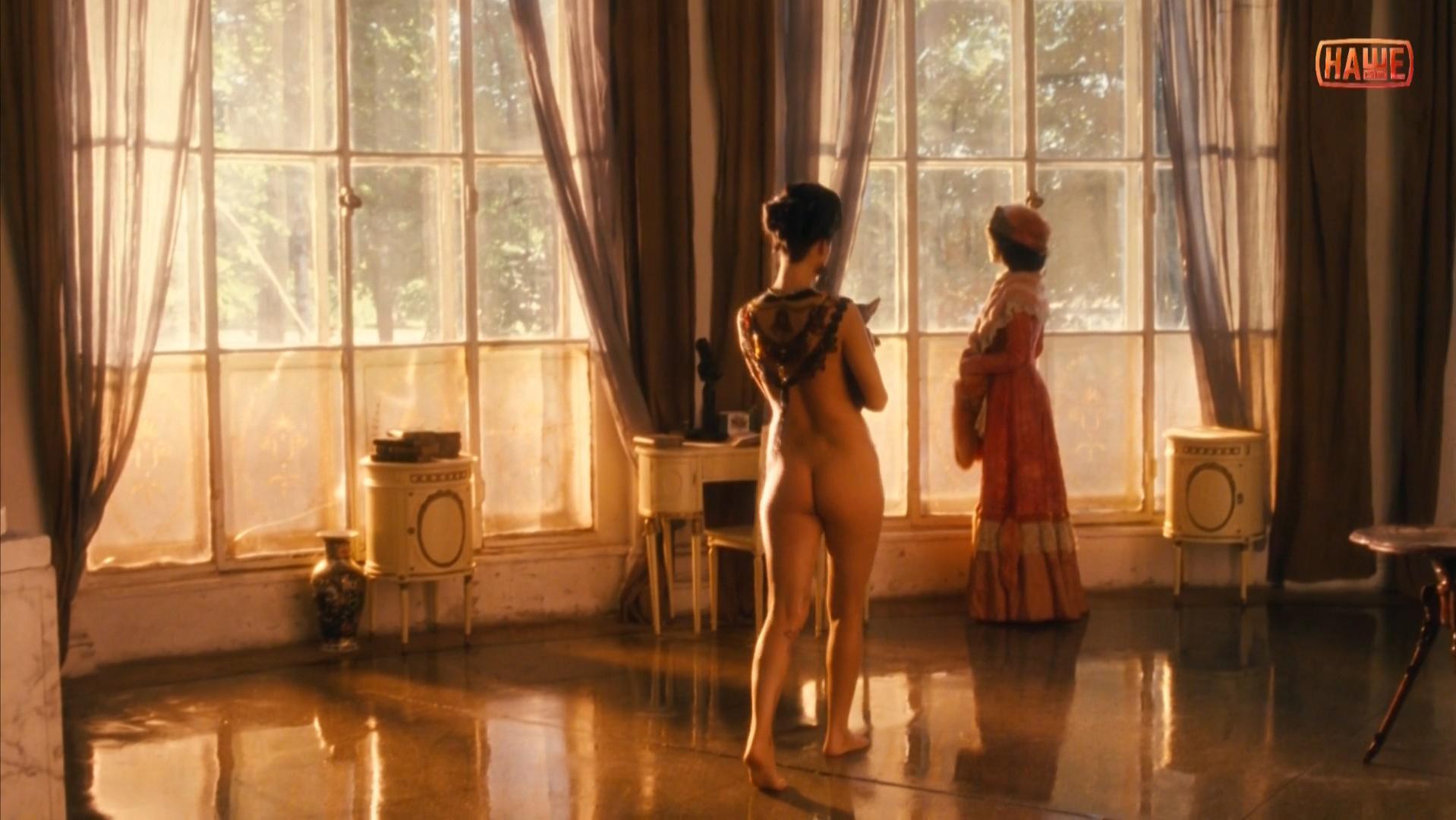 Kseniya Rappoport nude, Bella Ko nude, Reziya Kalninya nude, Anastasiya Kazancheeva-Stepanova nude - Golfstrim pod Aysbergom (2012)