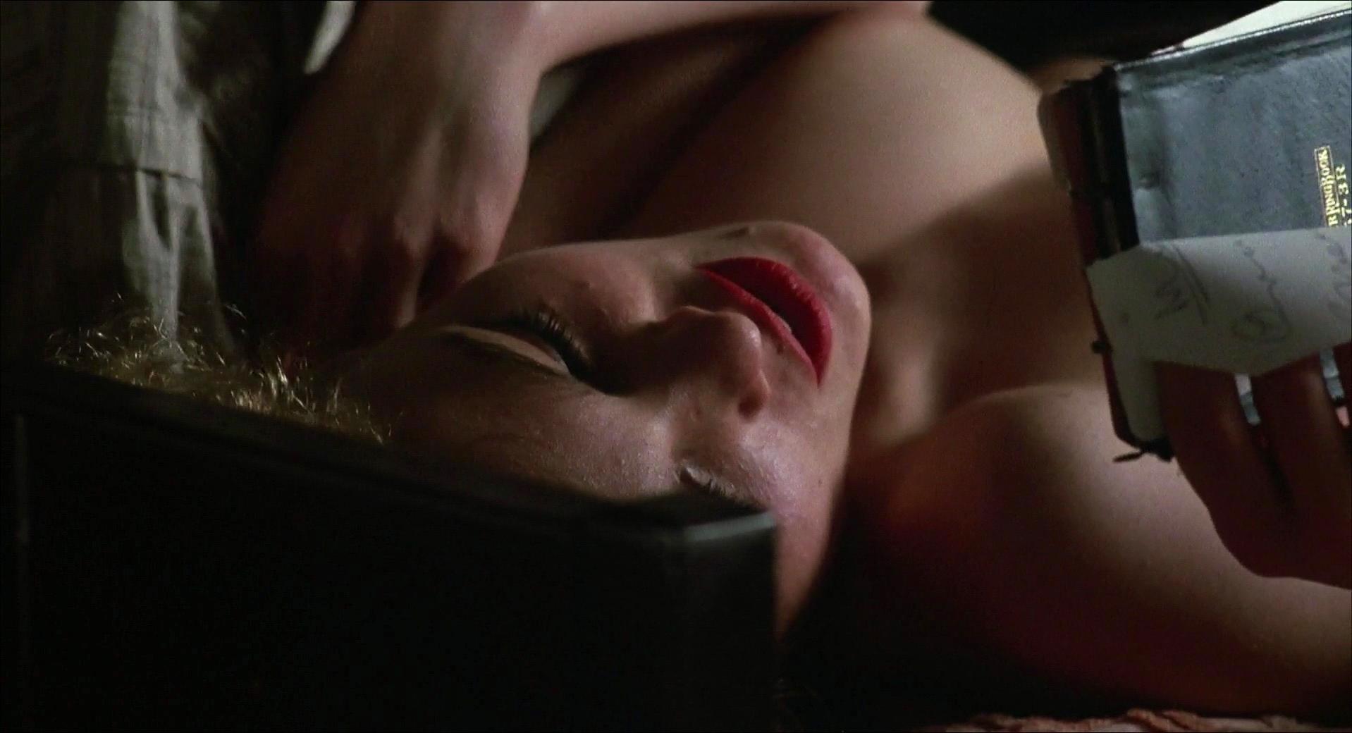 Elizabeth Whitcraft nude, Charlotte Rampling nude - Angel Heart (1987)