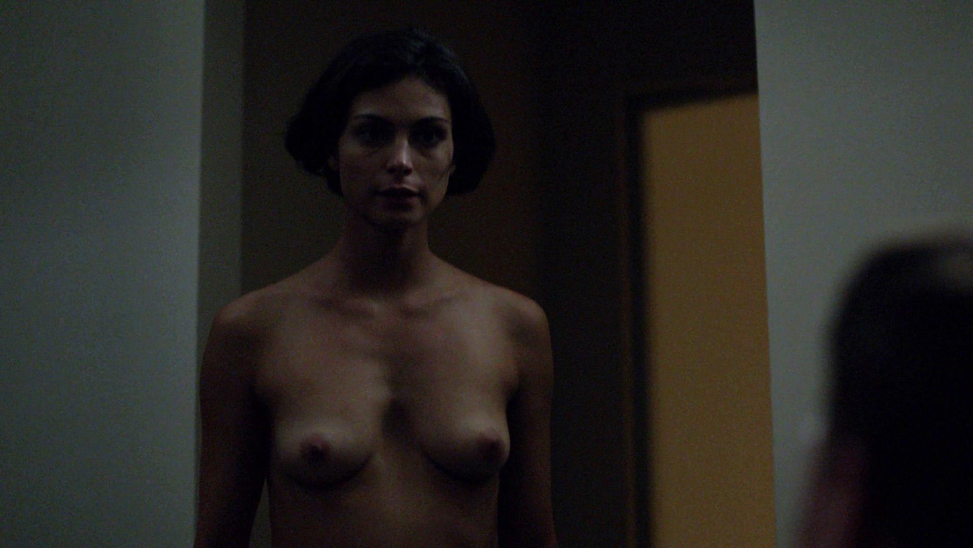 Morena Baccarin nude - Homeland s02e09 (2012)