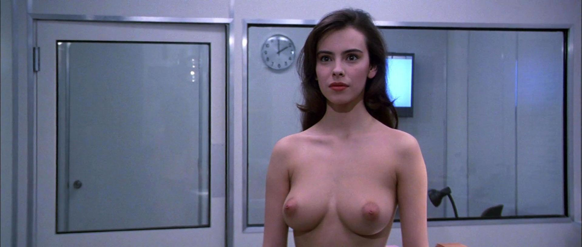 Nude Video Celebs  Mathilda May Nude - Lifeforce 1985-6436