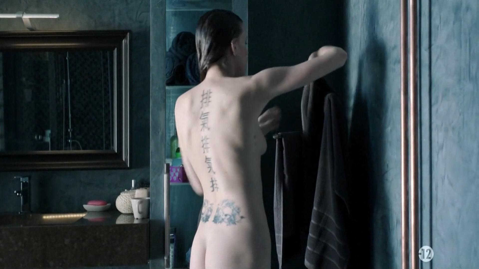 Juliette Dol nude, Evelinn Kostova nude - Section Zero s01e01 (2016)