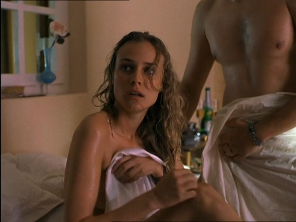 Diane Kruger nude - The Piano Player (2002)
