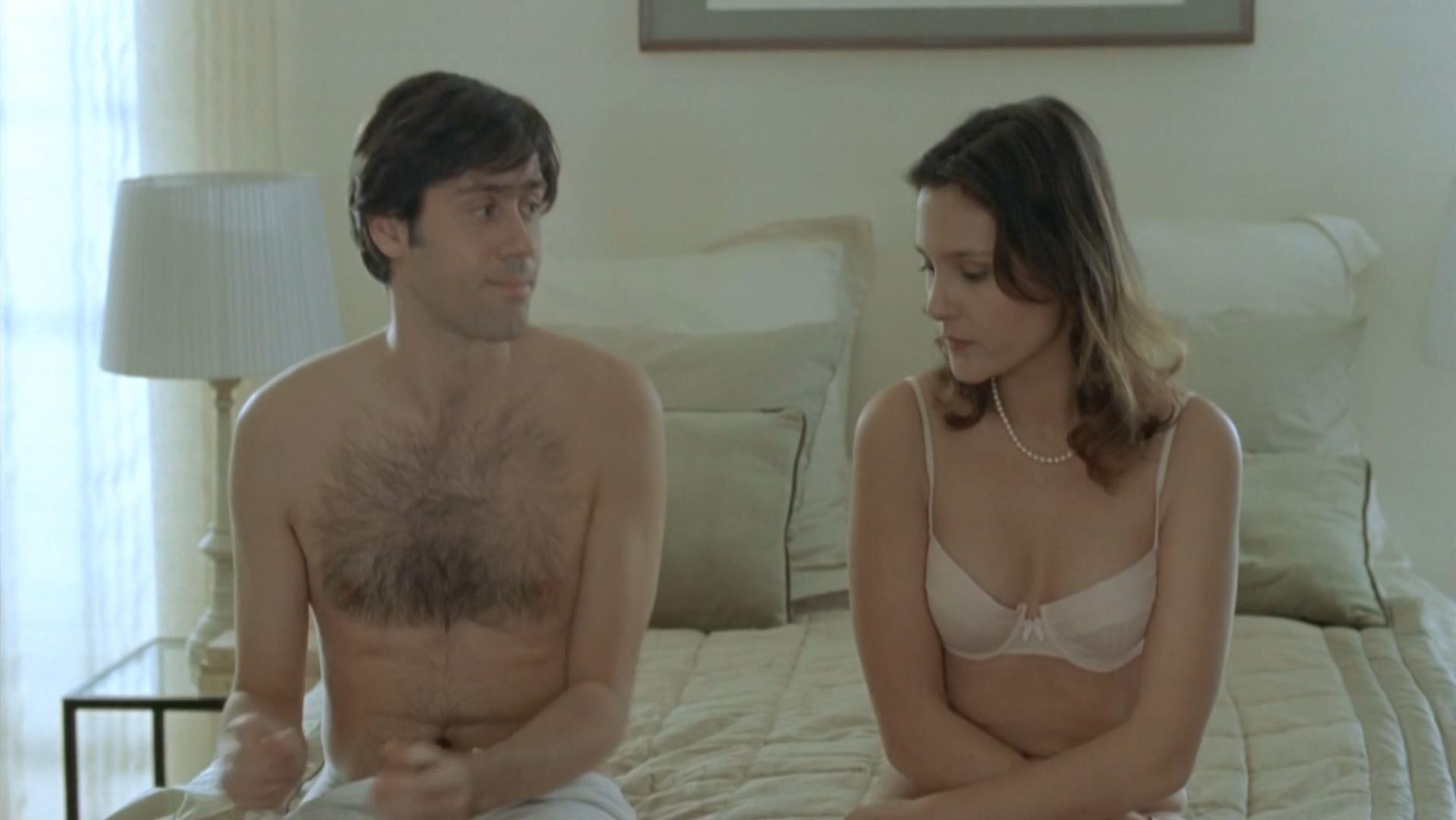 Virginie Ledoyen nude - Shall We Kiss (2007)
