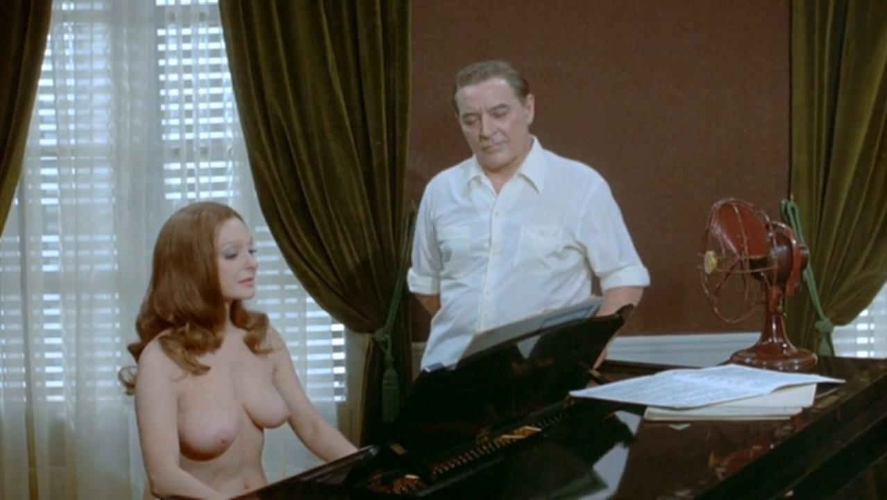 Adriana Asti nude, Helene Perdriere nude - The Phantom of Liberty (1974)