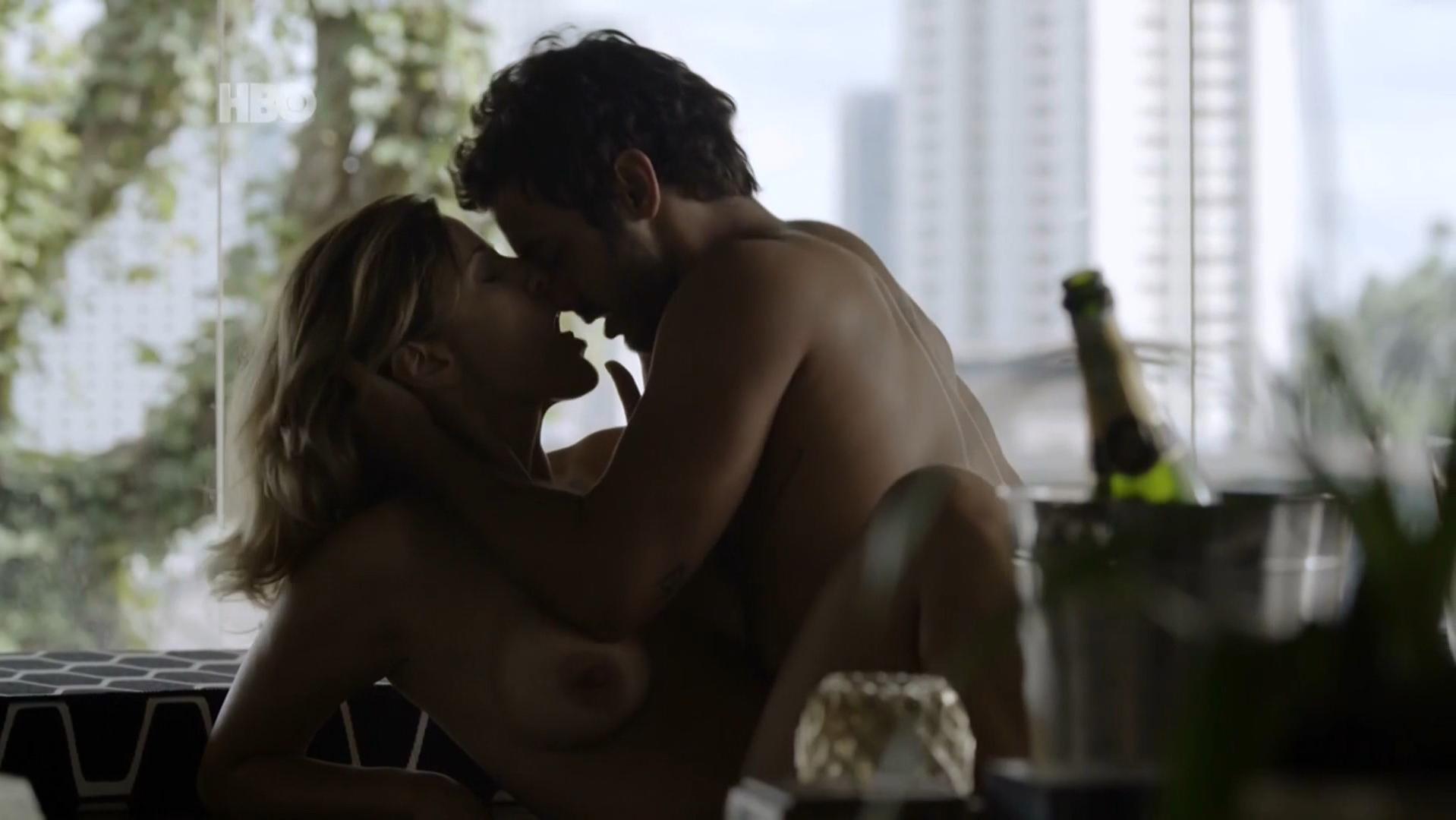 Antoniela Canto nude - O Negocio s02 (2014)