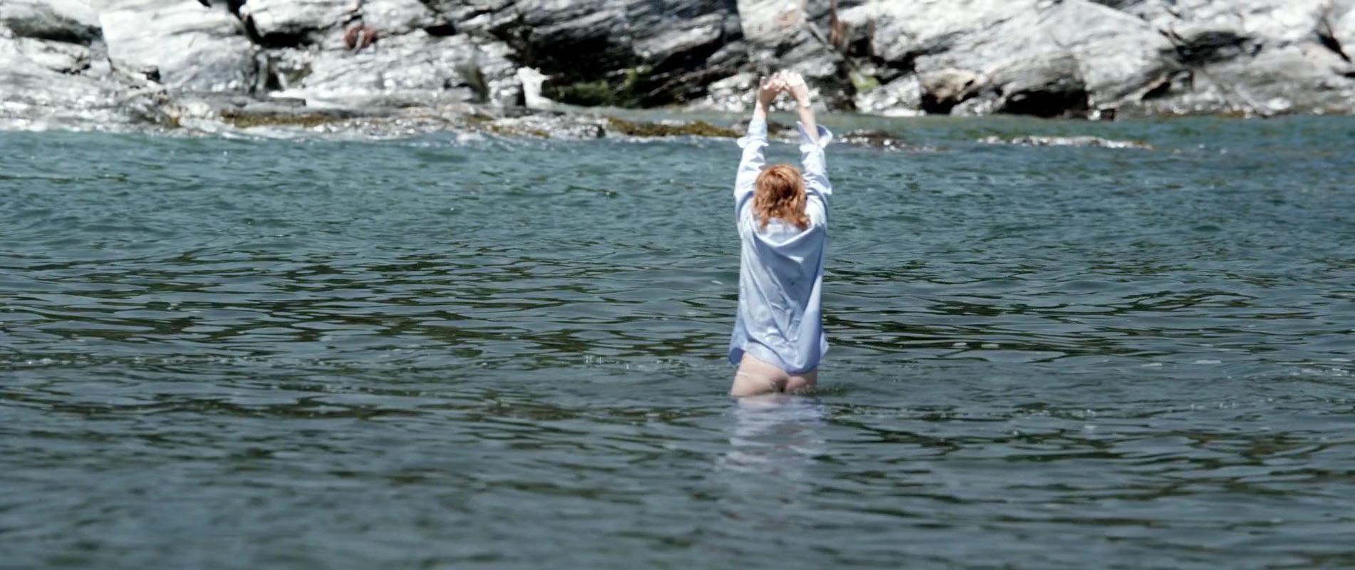 Brittany Allen nude - Backgammon (2015)