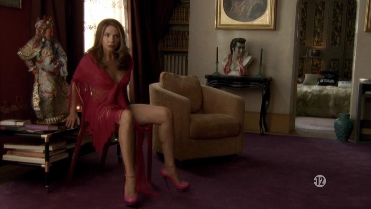 Victoria Abril nude - Les beaux mecs s01e03 (2011)