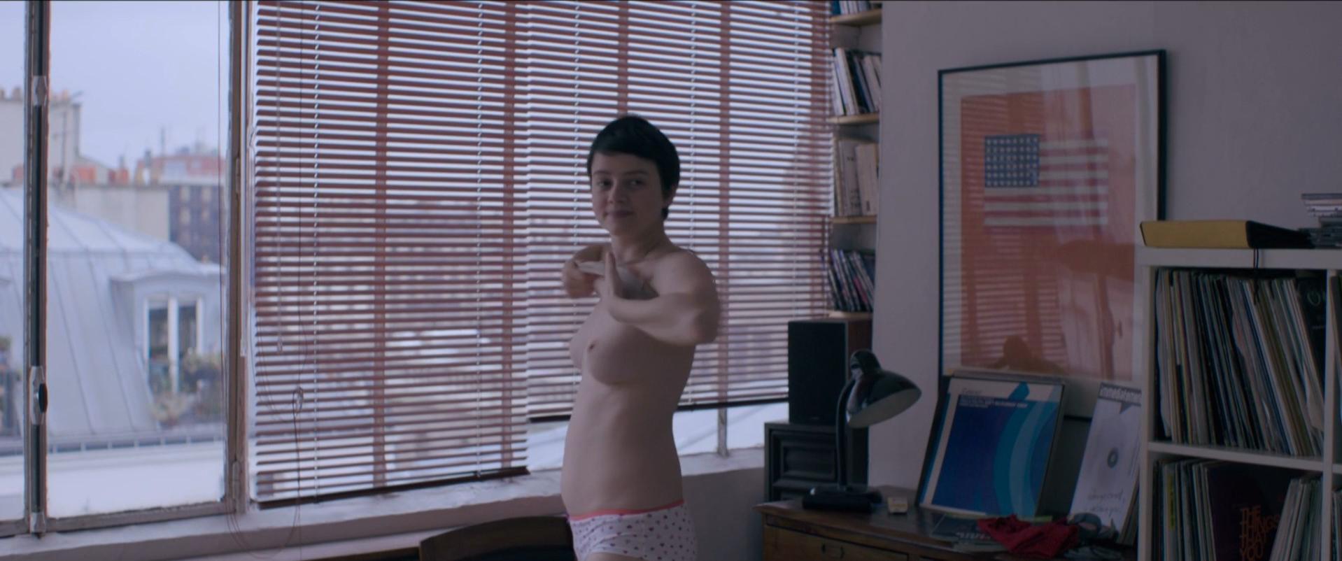 Pauline Etienne nude - Eden (2014)