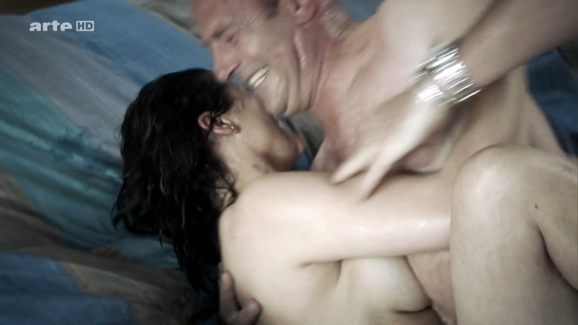 Barbara Auer nude, Katja Riemann nude - Verratene Freunde (2013)