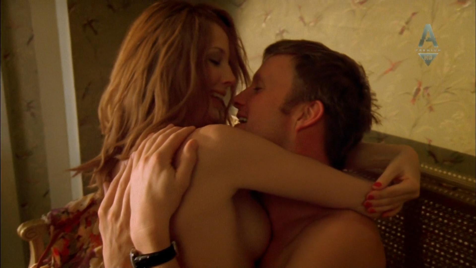 Kelly Reilly nude - Joe's Palace (2007)