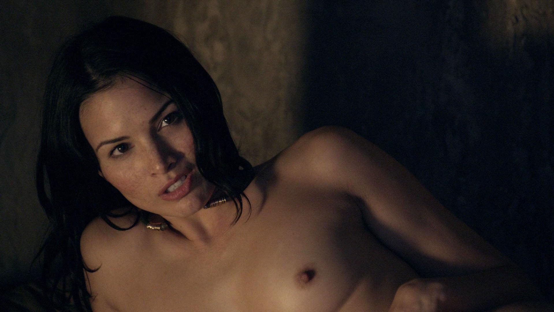 Katrina Law nude - Spartacus: Blood and Sand s01e09 (2010)