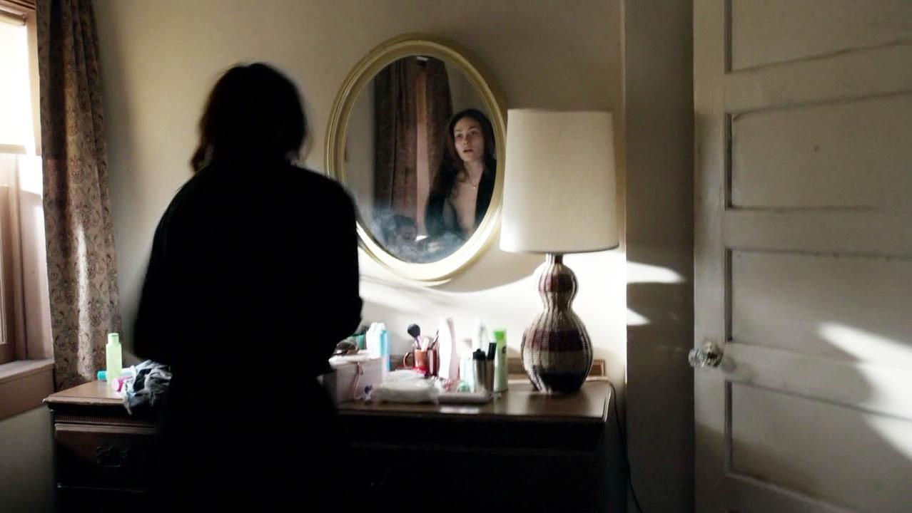 Emmy Rossum nude, Paige Diaz nude - Shameless s06e01 (2016)