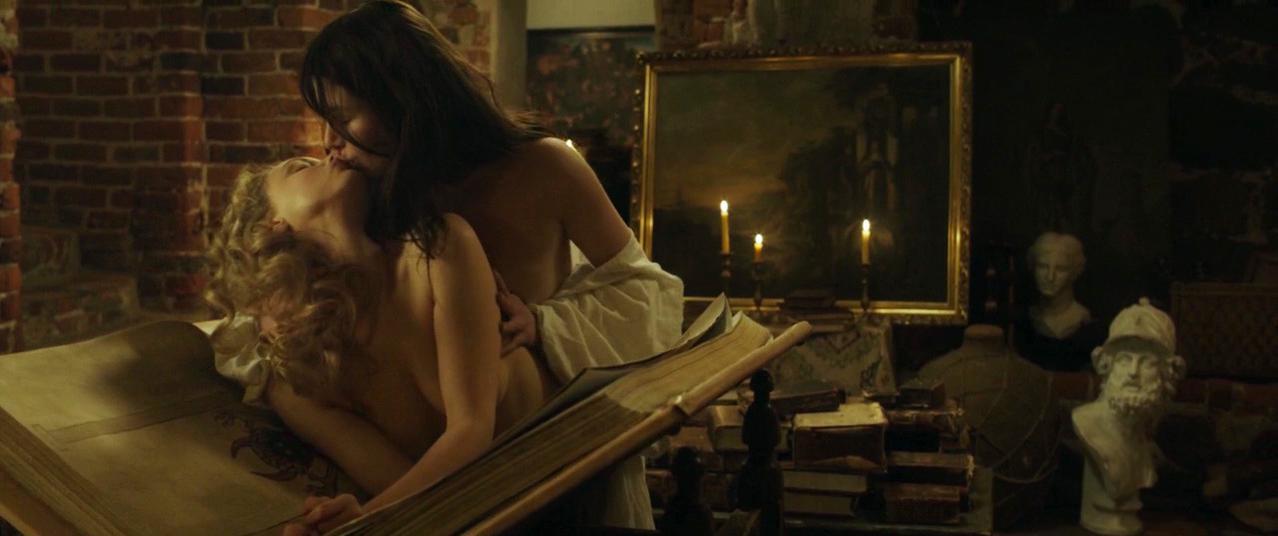 Diora baird love shack 2010 threesome erotic scene mfm - 4 6