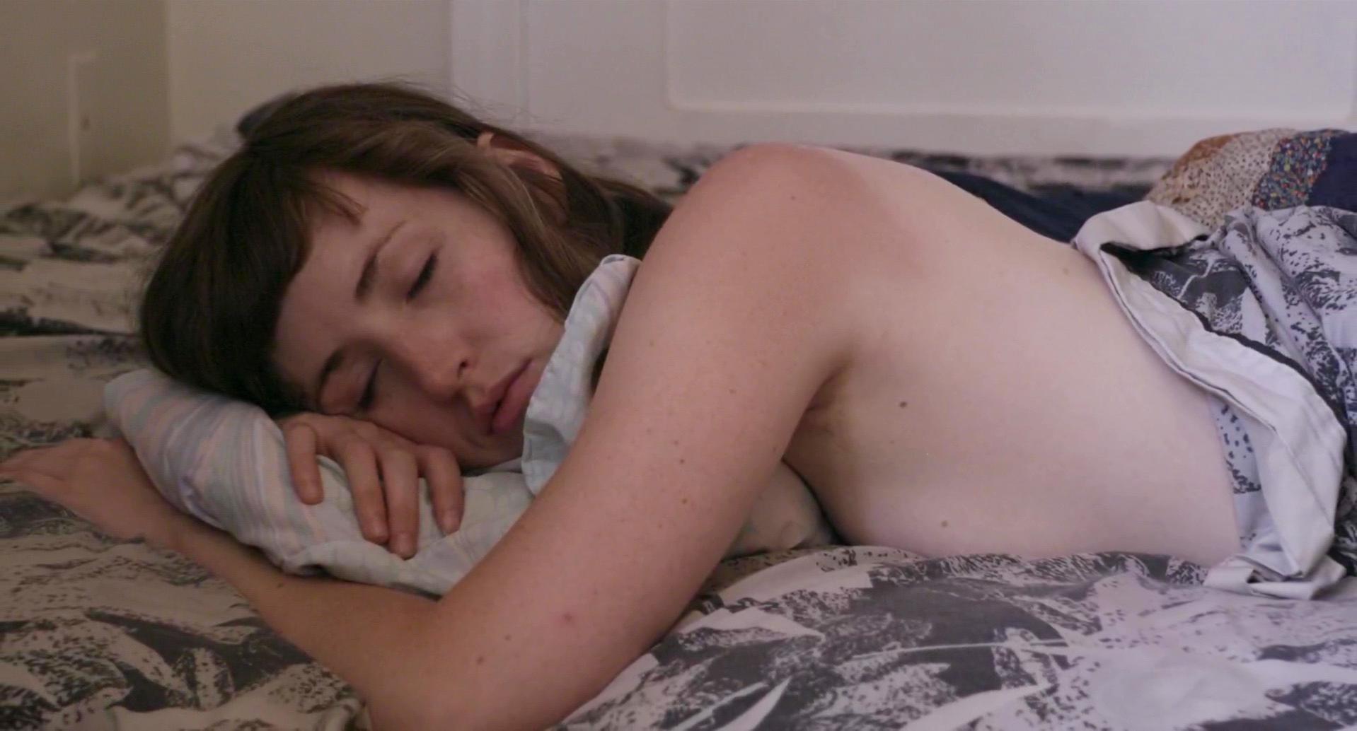 Kate Lyn Sheil nude - A Wonderful Cloud (2015)
