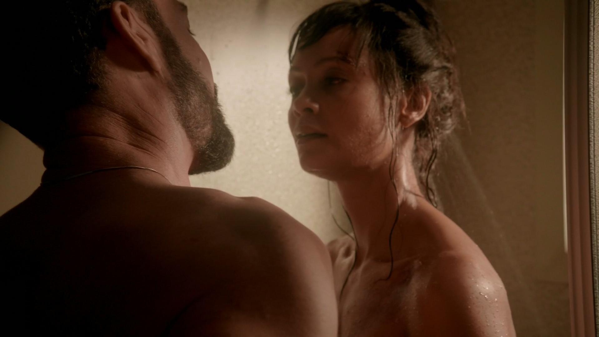 Thandie Newton nude - Rogue s01e06-07 (2013)