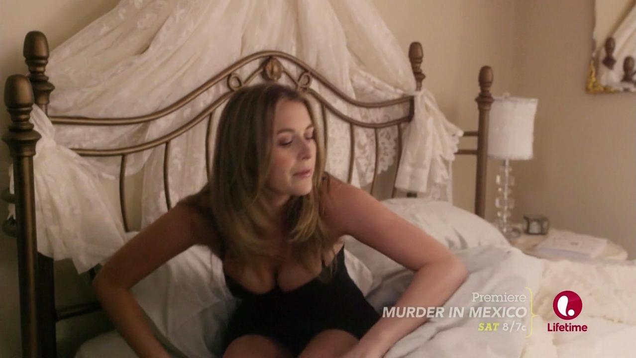 Alexa PenaVega sexy - The Murder Pact (2015)