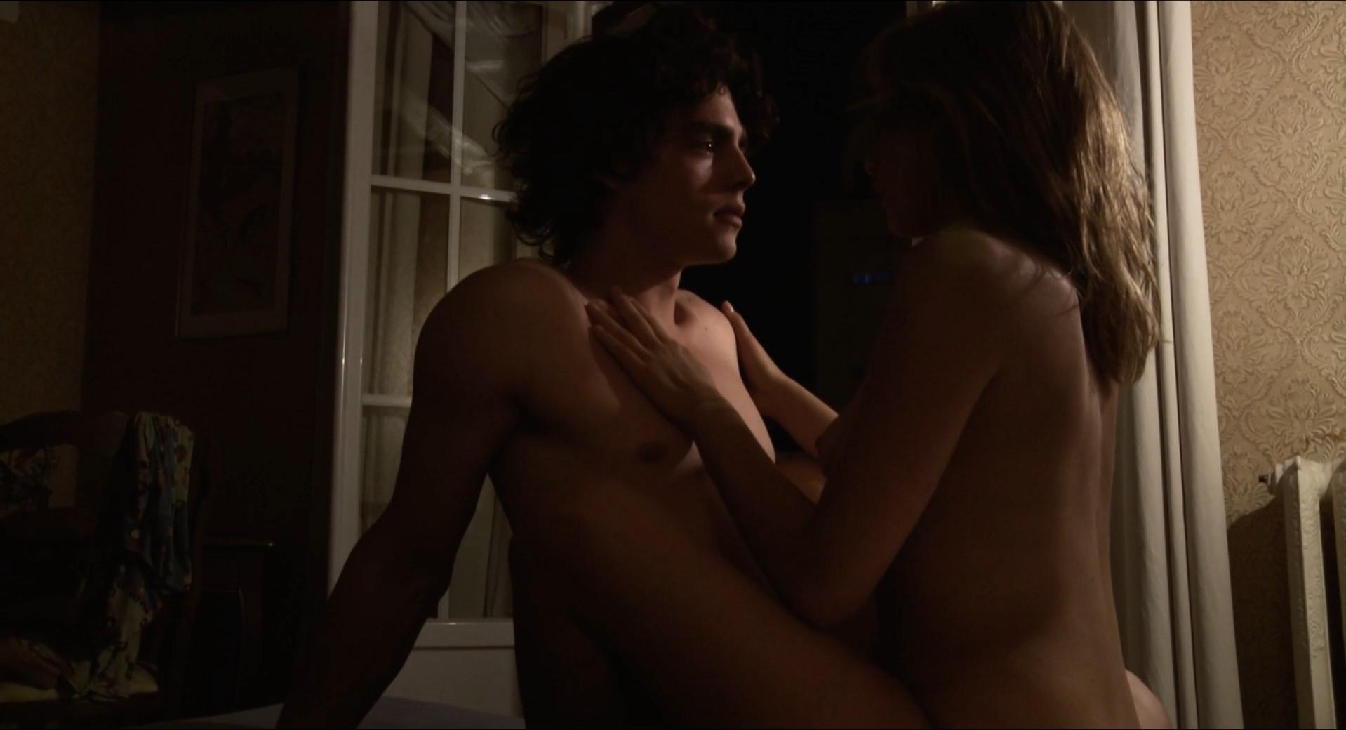 Lizzie Brochere nude - American Translation (2011)