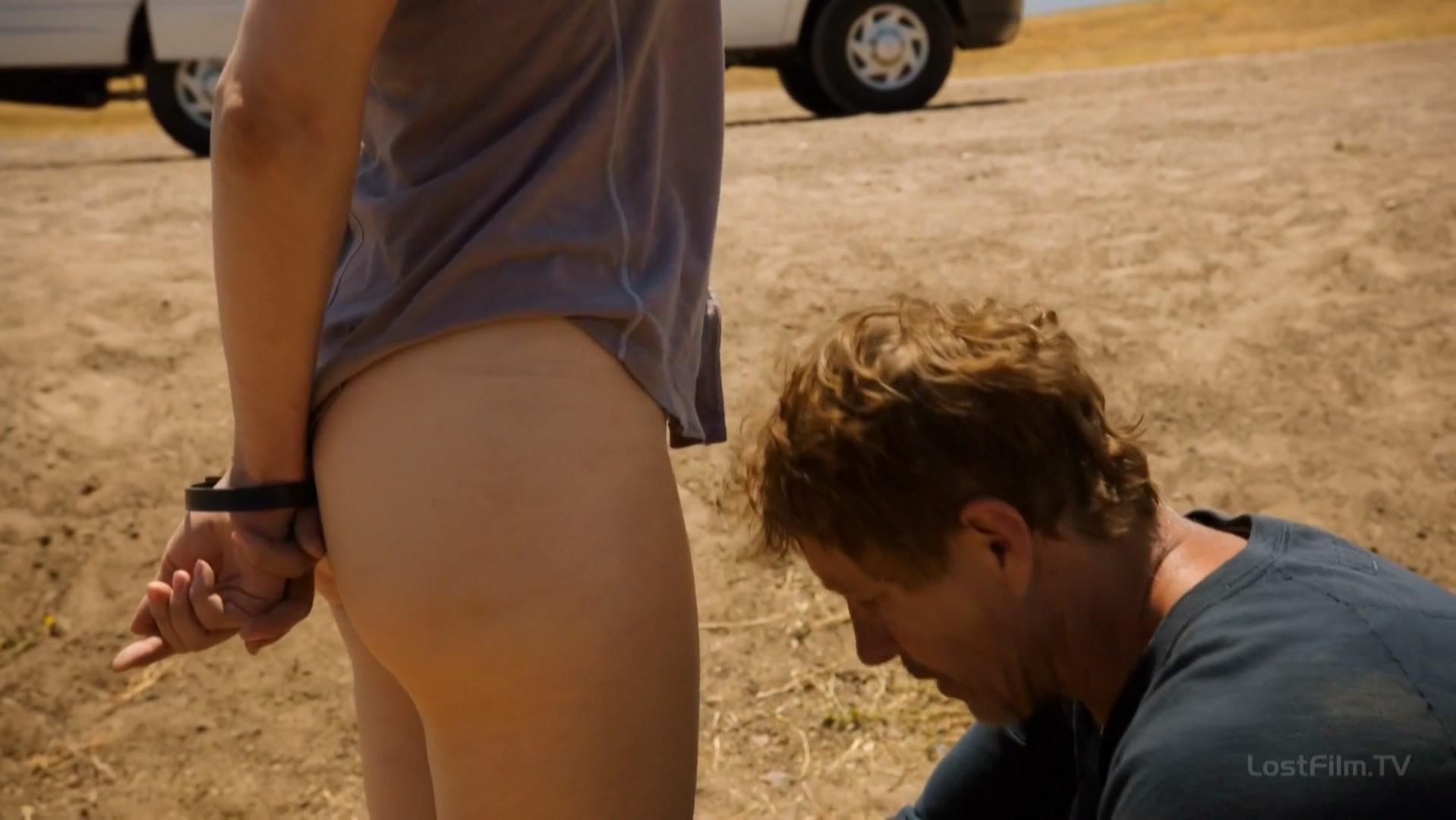 Diane Kruger nude - The Bridge s02e09 (2014)