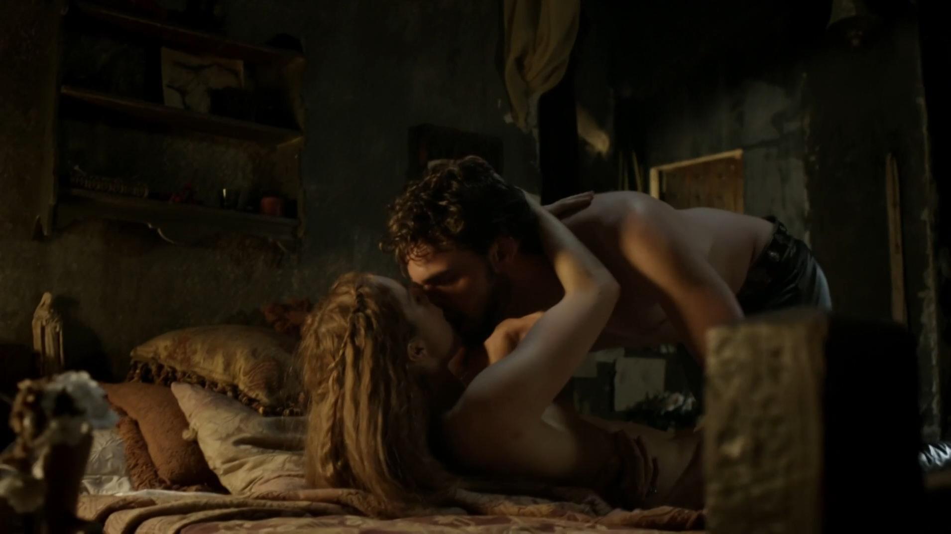 Hera Hilmar nude - Da Vinci's Demons s01 (2013)