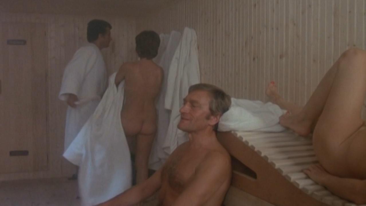 Annie Girardot nude - Traitement de choc (1972)
